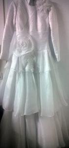 Kallah (bridal) dress