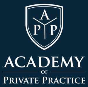 Academy of Private Practice Logo