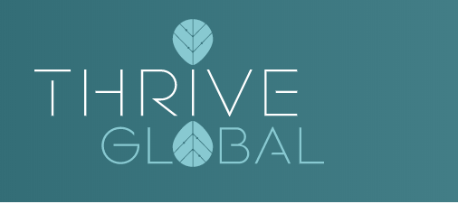 Logo for Thrive Global