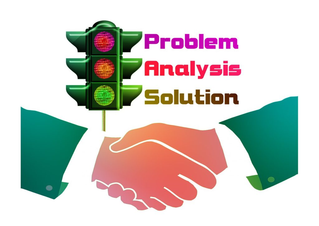 Clarifying Facts with Problem, Anaysis and Solution